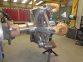 Fabrication Aleseur de forage 28""