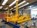Fabrication pipehandler - Rackeur de tige de forage